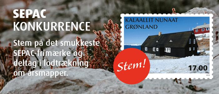 grønlandske frimærker