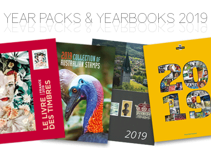 Year packs and yearbooks 2019