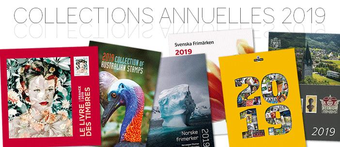 Collections et Livres Annuels 2019