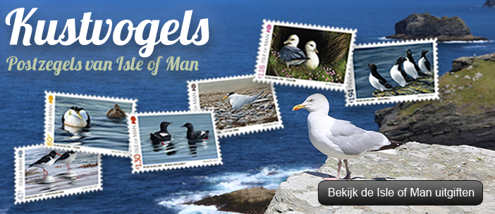 Isle of Man - Kustvogels