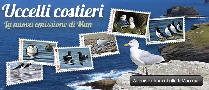 Man - Uccelli costieri
