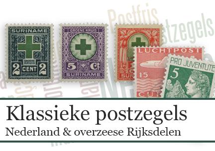 Klassieke postzegels