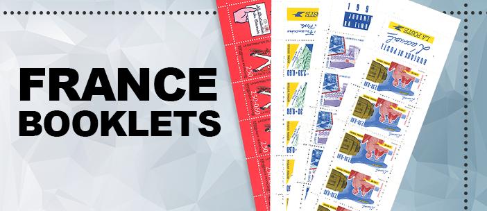 France - Booklets