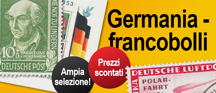 tyske frimærker