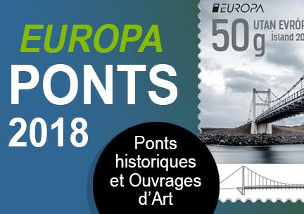 Europa timbres