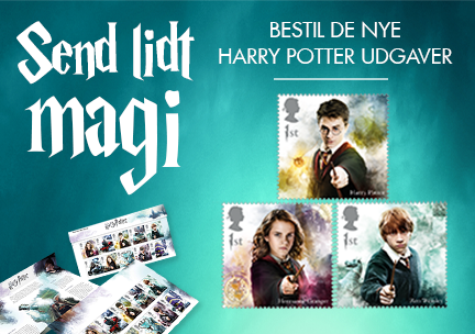 Forudbestil Harry Potter